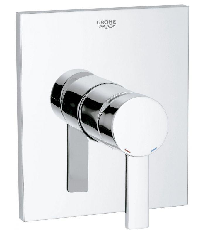 Monomando grohe ducha monomando allure grohe de ducha 1 2 for Ducha termostatica grohe