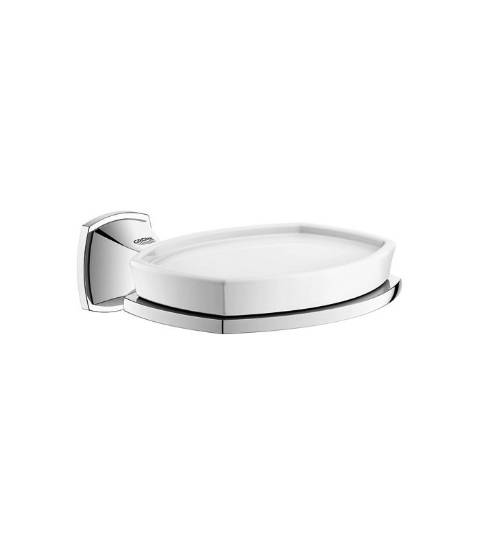Accesorios De Baño Grohe:Accesorios de baño Grohe Grandera jabonera con soporte