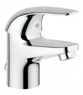 Grifería para baño Grohe Euroeco mon. Lav 35mm cadenilla S
