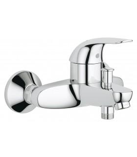 Grifería para baño Grohe Euroeco Monom. para baño ducha visto