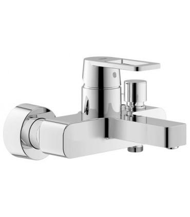 Grifería para baño Grohe Quadra monomando para baño/ ducha visto