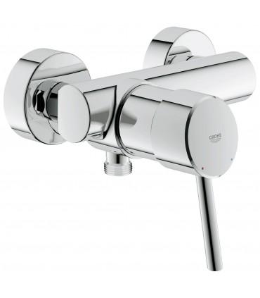 Grifería para baño Grohe Concetto monomando de ducha visto