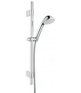 Sistema de ducha Grohe Relexa 100 Trio conj.barra de ducha 600