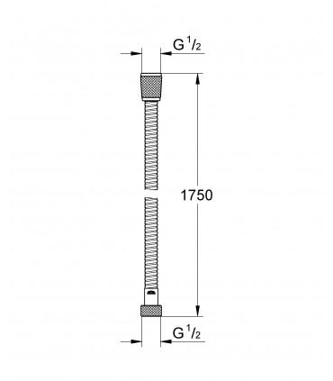 Flexo de ducha Grohe de 1,75 m (28154000)