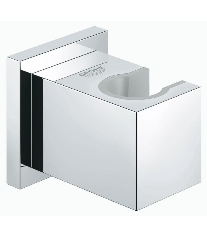 grifo grohe ducha euphoria cube soporte mural. Black Bedroom Furniture Sets. Home Design Ideas