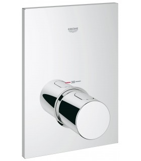 Termostato Grohe Grohtherm F termost. Emp central metal