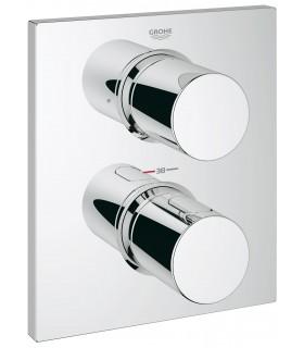 Termostato Grohe Grohtherm F termostato Emp ducha metal