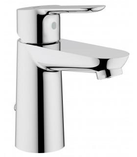 Grifería para baño Grohe BauEdge monom.lavabo 28mm cadenilla S