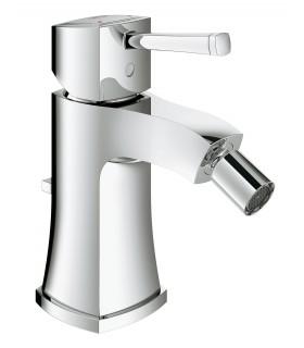 Grifería para baño Grohe Grandera monom. bidé 28mm vaciador M (23315000)