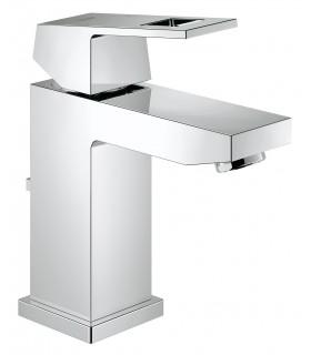 Grifería para baño Grohe EUROCUBE MON. LAVABO 28mm vaciador S