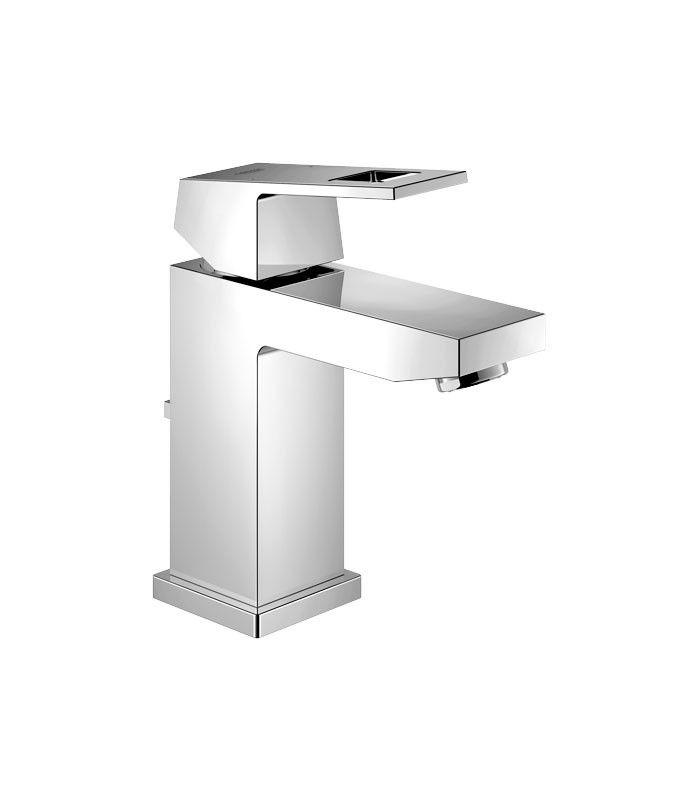 Grifer a monomando grohe eurocube lavabo 28mm vaciador s for Catalogo griferia grohe