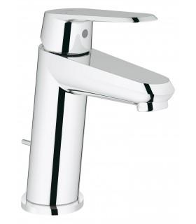 Grifería para baño Grohe Eurodisc Cosmo mono. lav 28mm vaciador S (23049002)