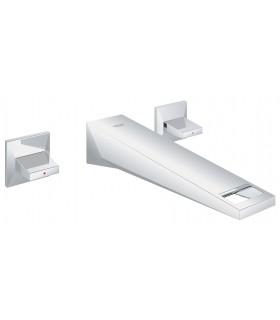 Grifería para baño Grohe ALLURE BRILLANTI MURAL con CAÑO 220mm. 20348000