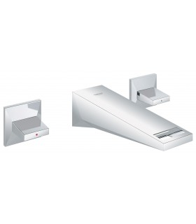 Grifería para baño Grohe ALLURE BRILLANT instalación MURAL con CAÑO de 172Mm S (20344000)