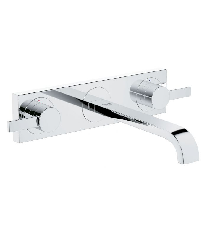 Grohe allure bater a de lavabo 20193000 oferta y for Catalogo grohe
