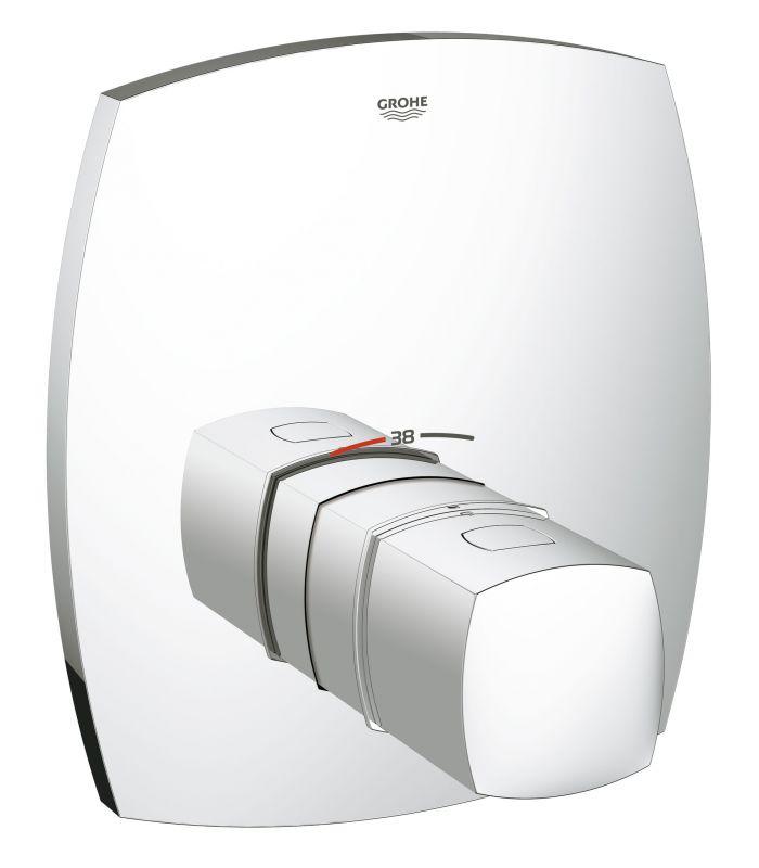 Termostato grohe grandera ba o ducha o cabina 19941000 for Termostato para ducha