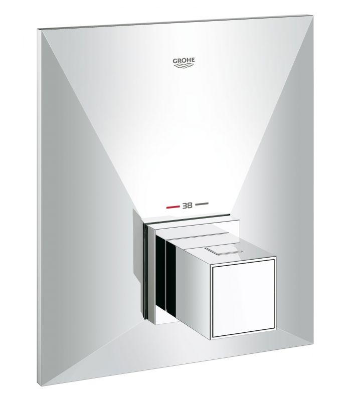 Grifo grohe de lavabo allure brilliant termostato para for Termostato para ducha