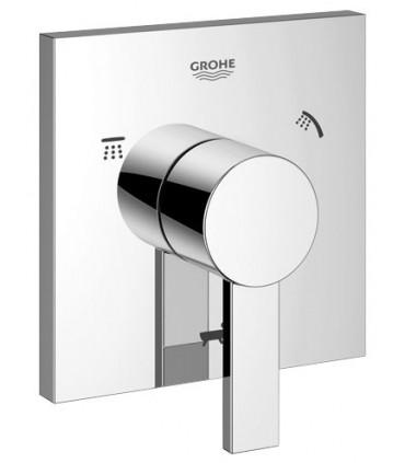 Grifería para baño Grohe Allure inversor 5 vías parte exterior