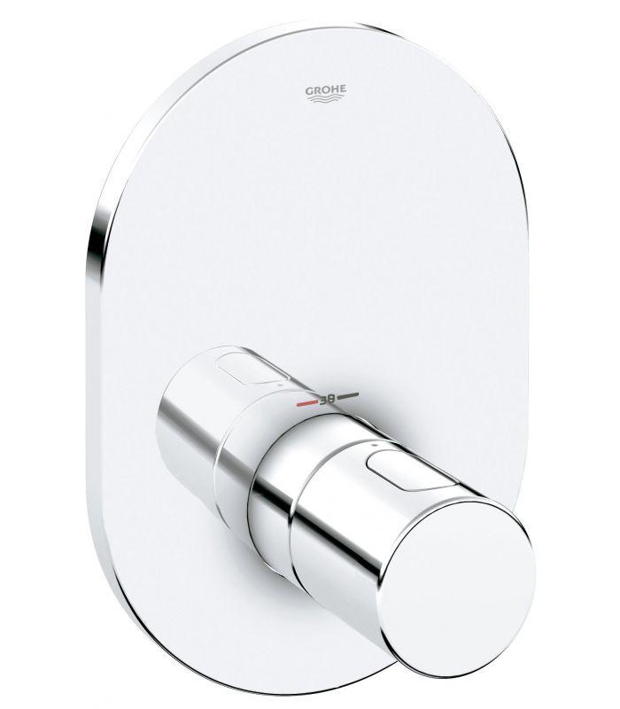 Termostato grohe termostato para ba o ducha o cabina de for Catalogo grohe
