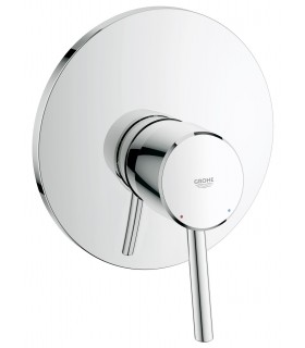 Grifería para baño Grohe Concetto Monomando Emp ducha parte ext