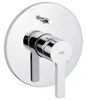 Grifería para baño Grohe Lineare Monomando B / D Emp.Part. Ext.