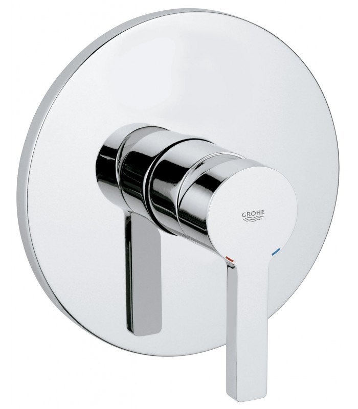 Grifería para baño Grohe Lineare Monomando Ducha Emp.Part. Ext.
