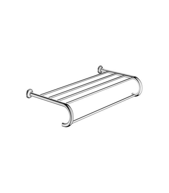 Accesorios de ba o grohe toallero m ltiple 60 cm rustico for Accesorios de bano rusticos