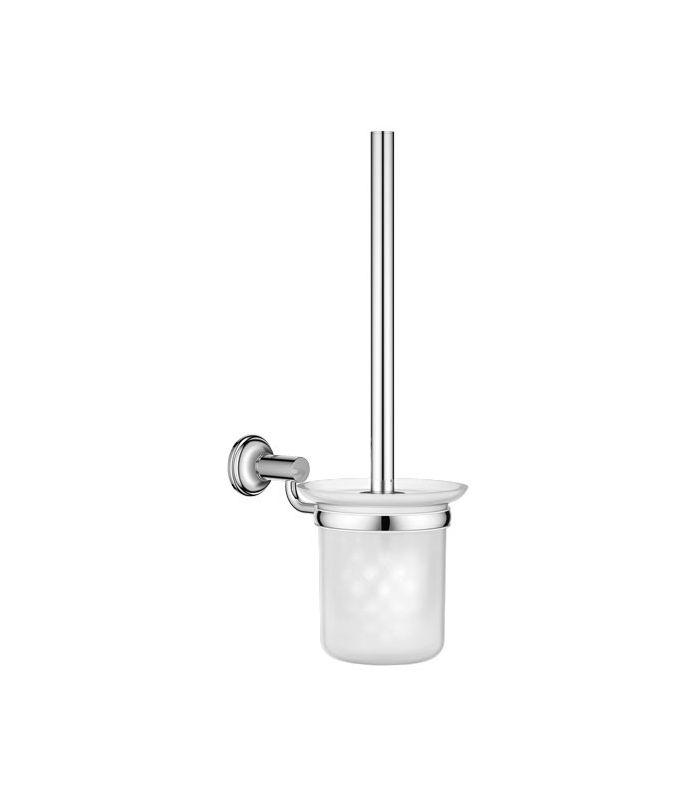 Accesorios de ba o grohe escobillero set rustico for Set de accesorios para bano