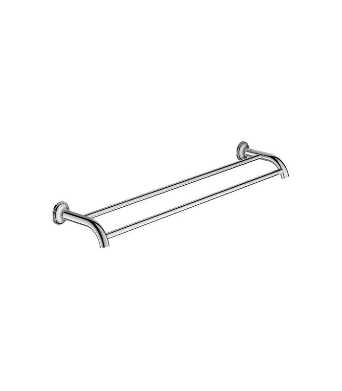 Accesorios de baño Grohe Toallero doble 60 cm Rustico