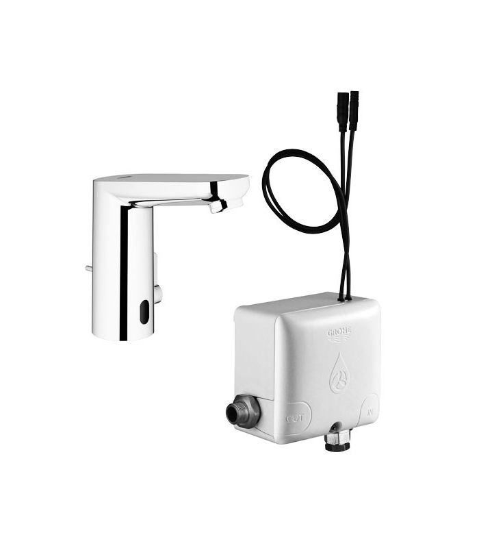 Oferta grohe eurosmart cosmopolitan e power box 36386001 for Recambios grohe