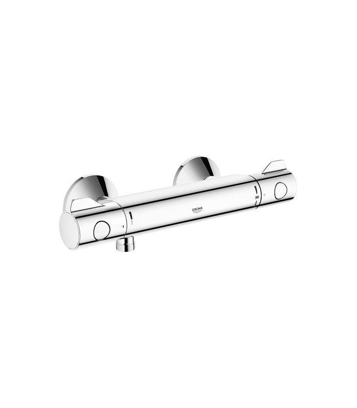 Termostato grohe g 800 termostato de ducha 1 2 for Termostato para ducha