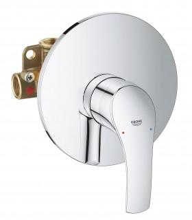 Grifería para baño Grohe Eurosmart monomando de ducha Emp (33556002)