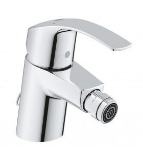 """Grifería para baño Grohe Eurosmart monomando bidé 1/2"""" 35mm cadenilla S (32927002)"""