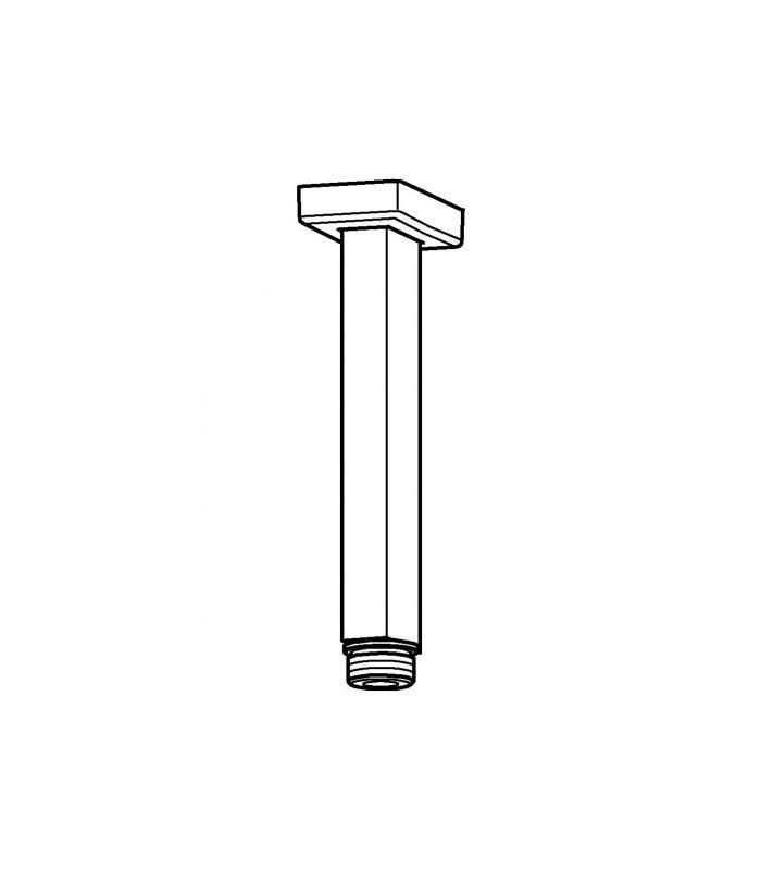 Sistema de ducha grohe brazo de ducha de techo 154 mm for Ducha de techo