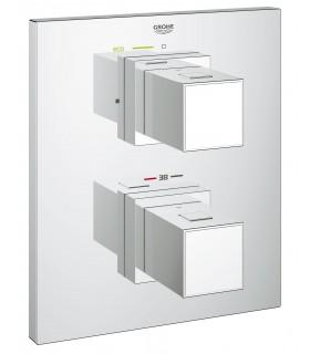 Termostato Grohe Grohtherm Cube termostato emp ducha