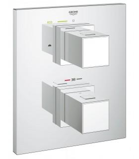 Termostato Grohe GTH Cube Termostato Emp baño ducha Aquad