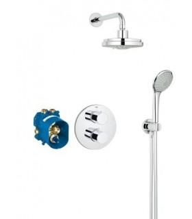 Termostato Grohe GRT 3000 Cosmo conj. de termost. ducha