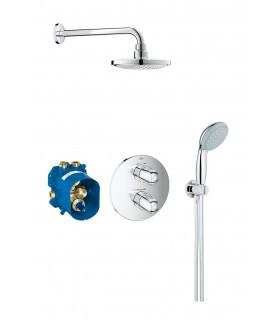 Grohe Set comb de ducha con G1000 empotradootrado