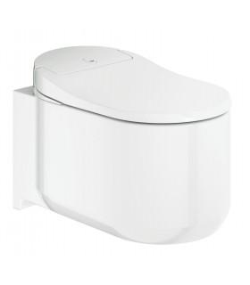 Grohe Sensia Arena shower toilet WC suspendido para cisternas empotradas