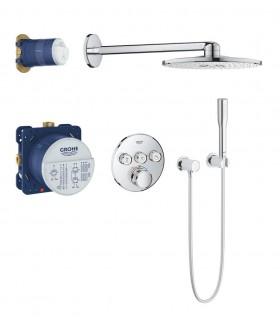 Grohtherm SmartControl Conjunto de ducha Perfect con Rainshower 310 SmartActive