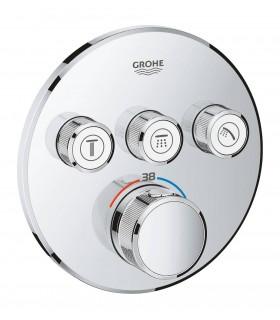 Termostato SmartControl 3, redondo Grohe (29121000)