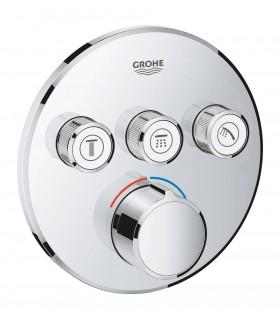 Grohe SmartControl Mezclador empotrado con 3 llaves (Ref. 29146000)