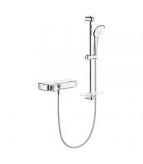Grohe Conjunto completo pack de ducha con termostato (Euphoria Massage, 600mm) (34720000)