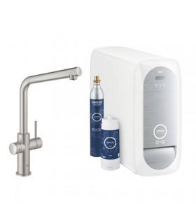 Grohe Blue Home caño L Supersteel (31454DC1)