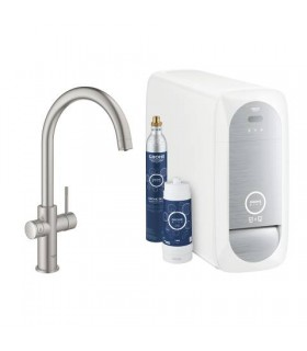 Grohe Blue Home caño C Supersteel (31455DC1)