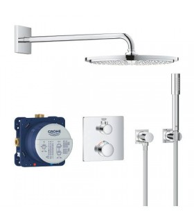 Grohe Conjunto completo Rainshower 310+Grohtherm new Square + set Sena (34730000)