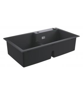 Grohe K500 Fregadero de granito (31649AP0) color Negro Granito