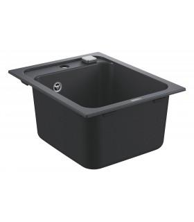 Grohe K700 Fregadero de granito (31650AP0) color Negro Granito