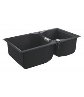 Grohe K700 Fregadero de granito (31658AP0) color Negro Granito