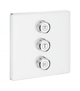 Grohe Grohtherm SmartControl Placa con triple llave de paso (Ref. 29158LS0)